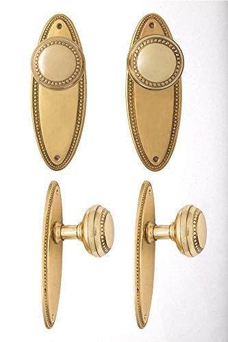 Beaded Doorknobs and Passage ()