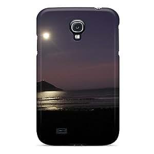 For Galaxy S4 Protector Case Moon Setting Over La Bufadora Bc Mexico Phone Cover