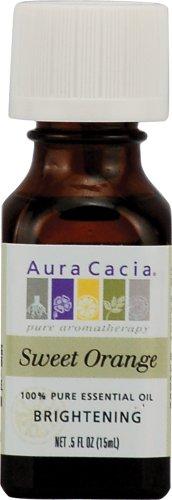 Aura Cacia Essential Orange Sinensis product image