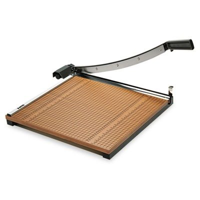 EPI26618 - X-acto Wood Base Guillotine Trimmer by X-Acto