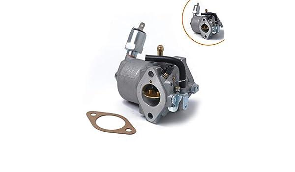 XIEWEICHAO Compatible con carburador Kawasaki Garden Industry John ...