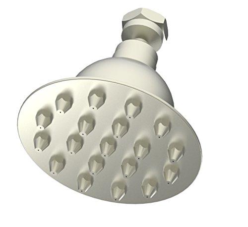 Symmons 4-163-STN Canterbury 1 Mode showerhead Satin ()