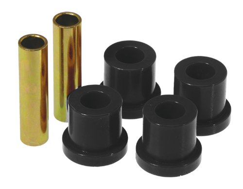 Shackle Bushing - Prothane 7-802-BL Black Rear Frame Shackle Bushing Kit
