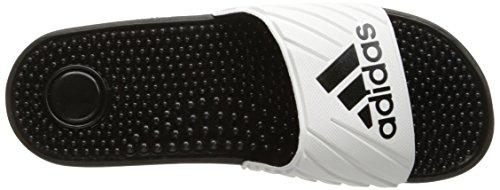 Adidas Donne Prestazioni Voloossage W Sandalo Atletico Nero / Bianco / Nero