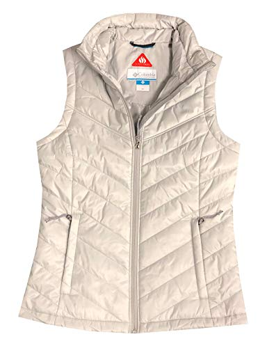 Buy columbia white vest women