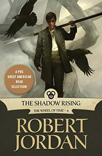 The Shadow Rising: Book Four of 'The Wheel of Time' (Wheel of Time Other 4) (Best Epic Fails Ever)
