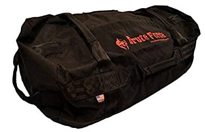 Brute Force Sandbags - Heavy Duty Workout Sandbags - Made in the USA
