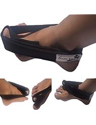 Foots Love - It is Possible Straighten Bunion - Toe Straightener - Toe Separators Brace. 2016 -17 Award Winner.