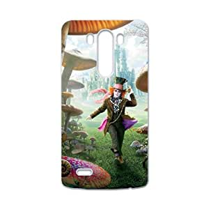 Alice In Wonderland Cell Phone Case for LG G3