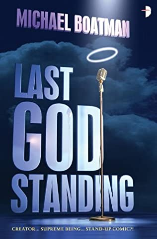 book cover of Last God Standing