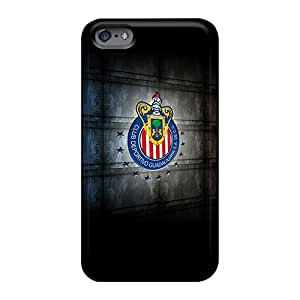 Scratch Resistant Hard Cell-phone Cases For Apple Iphone 6s Plus (ktW567urOX) Customized HD Chivas Skin