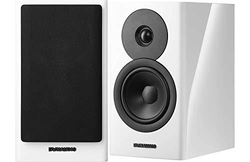 Dynaudio Evoke 10 Monitor Speaker - Pair - Gloss White