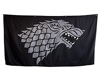 """Game of Thrones House Sigil Giant Banner (62"""" by 118"""")"""