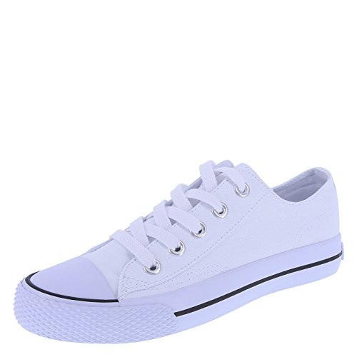Airwalk Kvinners Legacee Sneaker Hvit