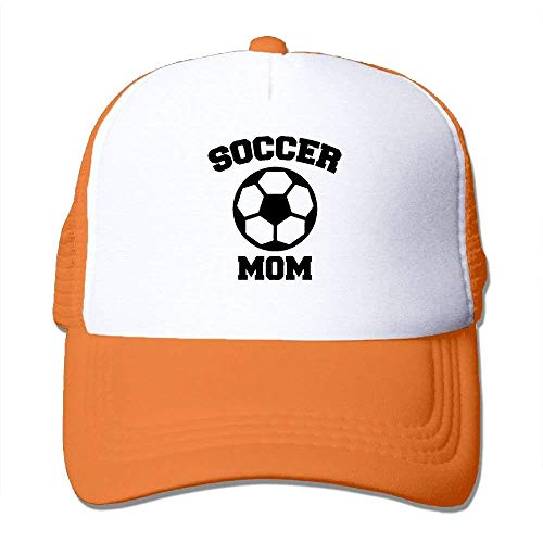 Gorras Tone Adjustable Soccer Cap Mom Trucker NDJHEH Hat Mesh béisbol Two tqwR1dF