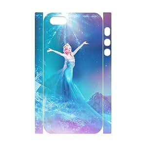 3D For Ipod Touch 5 Phone Case Cover Elsa Frozen For Ipod Touch 5 Phone Case Cover White Yearinspace090482