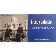 Freedy Johnston This Perfect World poster flat