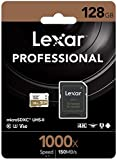 Lexar Professional 1000x 128GB microSDXC...