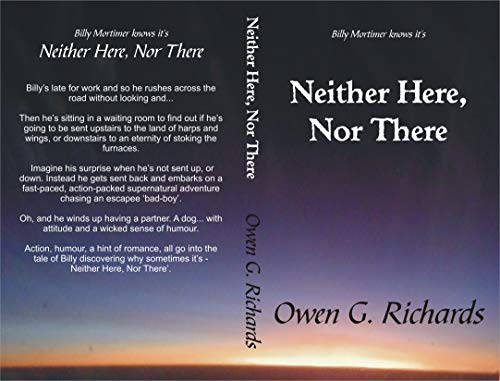 Neither Here, Nor There (Billy Mortimer Book 1)
