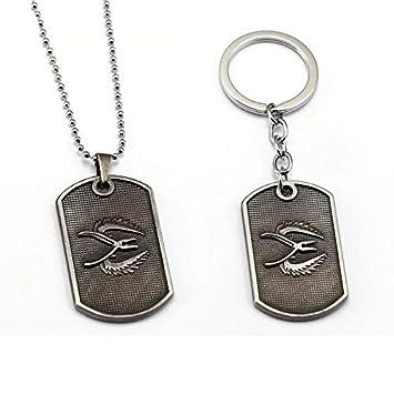 Amazon.com : Key Chains - New Counter Strike Cs Go Metal ...