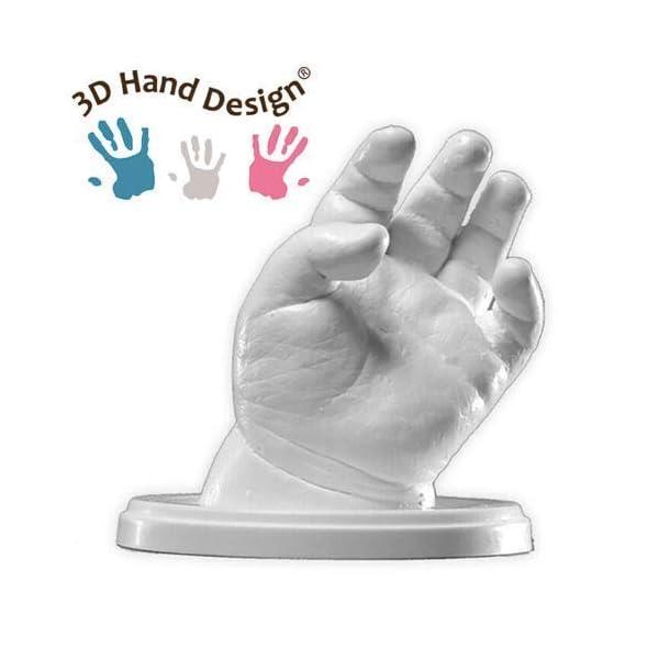 Lucky-Hands-Kit-per-Impronte-3D-per-stampi-di-mani-Idea-regalo-Festa-della-mamma-0-6-mesi-senza-accessori-2-3-stampi