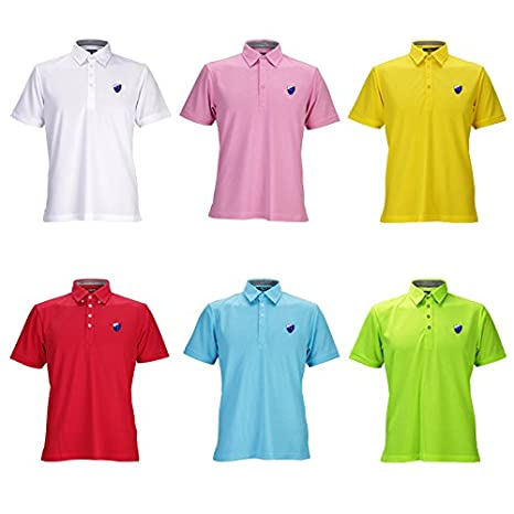 d55880c3 Buy Generic Red, S : PGM Authentic Golf Clothing Men New Polo Shirt Summer  Quick-dry Golf Short Sleeve T-shirt Breathable M XXL Golf Apparel 2017  Online at ...