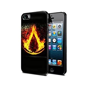 Ac02 Silicone Cover Case Iphone 4/4s Assassin's Creed 4 Game