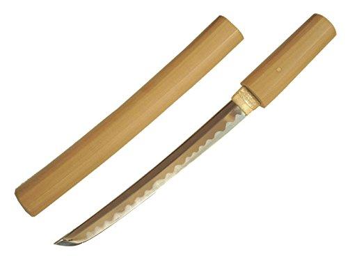 模造刀(美術刀) 白鞘 短刀 飛龍【ひりゅう】 B0032463SO