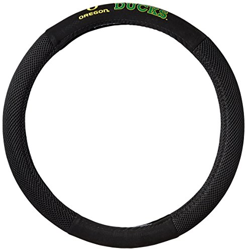 oregon ducks steering wheel cover - 2