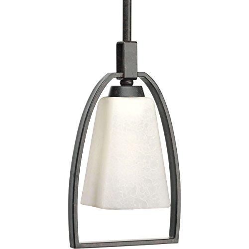- Progress Lighting P5009-84 1-100W Medium Base Mini-Pendant, Espresso