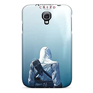 For ChanceTom Galaxy Protective Case, High Quality For Galaxy S4 Assassins Creed Skin Case Cover