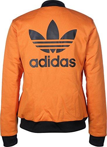 Adidas W Chaqueta Bomber Naranja Bh rzOFqAWUr