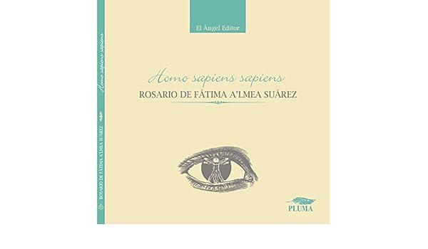 Homo sapiens sapiens (poesía) eBook: ALmea Suárez, Rosario de ...