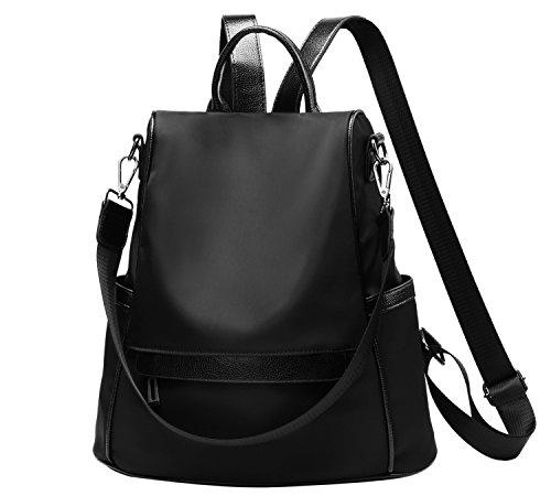 Women Backpack Purse Waterproof Anti-theft Rucksack Travel Daypack Shoulder Bag