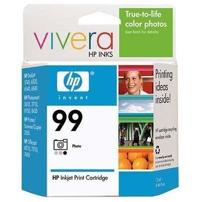 hp 99 photo ink cartridge - 4