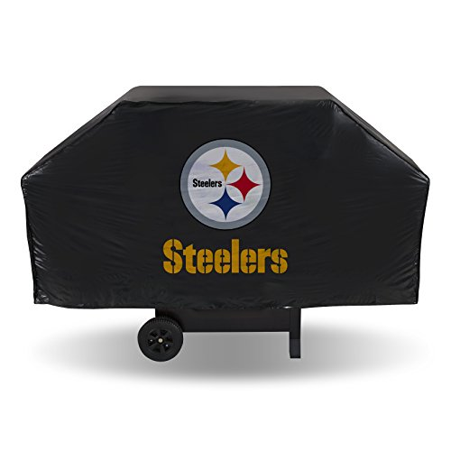 NFL Pittsburgh Steelers Vinyl Grill Cover