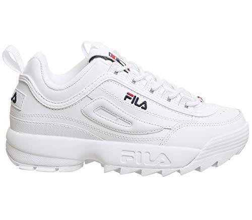 Fila Donna Metallic Rose Oro Disruptor II Premium Sneaker