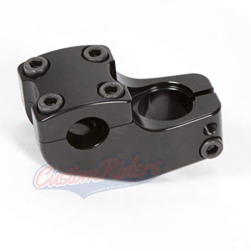 ODYSSEY Summit Top Load Stem Black - Odyssey Bmx Parts