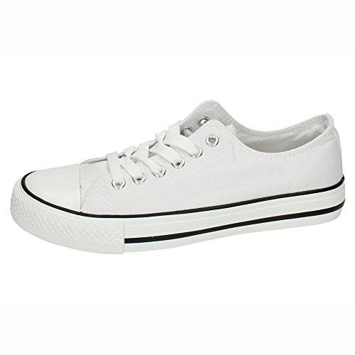 Blanco Mujer Blanco Zapatillas 33825 Xti wXqAtq