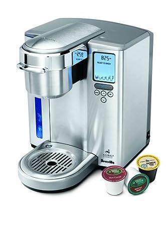 amazon com breville bkc700xl gourmet single serve coffeemaker with rh amazon com Breville BKC700XL Coffee Maker Problems Breville Single Cup Coffee Maker