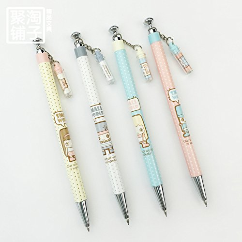 1-Pcs-Cute-Kawaii-MG-Korean-Japanese-05mm-Automatic-Mechanical-Pencil-School-Supplies-Kids-Stationery-Student