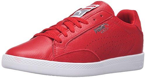 Puma Kvinders Kamp Lo Grundlæggende Sport Sportstyle Sneaker Barbados Cherry / Barbados WsQM9e6L