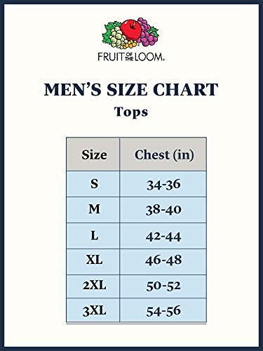 Fruit of the Loom Men's A-Shirt