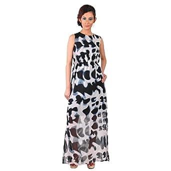 a68fad0cba LK Vyapaar Pvt Ltd Presents Premium Ladies Dress Stylish Western Wear for Women  Trendy New Design Party Wear A-Line by Mabyn Size-L: Amazon.in: Clothing &  ...