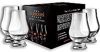Glencairn Juego de 4 vasos de whisky
