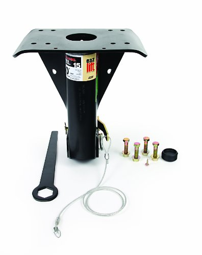 EAZ LIFT 15 Inches 15' Gooseneck Adapter, Includes All Installation Parts and Hardware (48501)