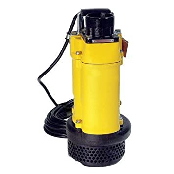PS3 2203 Submersible Pump 440V/60Hz 3HP, 4 7A - Utility
