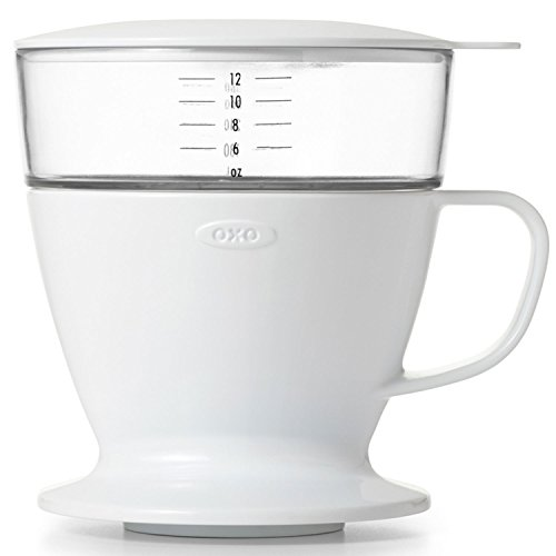 OXO Good Grips Auto Drip Pour Over Coffee Maker - Gourmet Coffee & Equipment