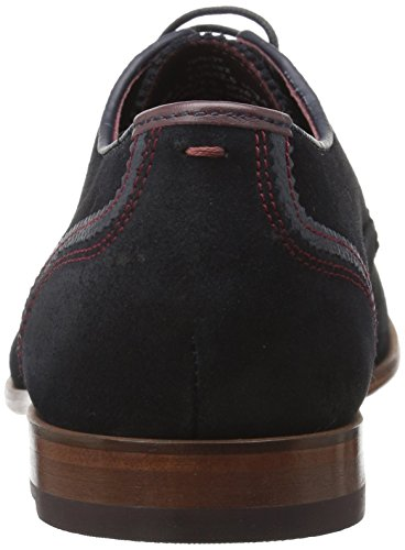 Ted Baker Heren Iront Oxford Donkerblauw