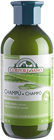 Champú Aloe Vera 300 ml de Corpore Sano